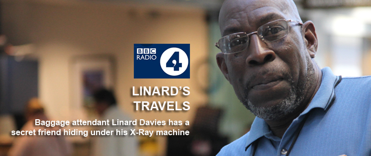 linards travels on bbc radio 4